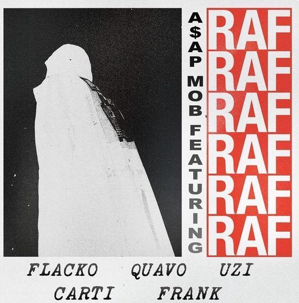 RAF ASAP MOB art