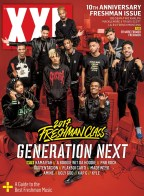 XXL 2017 Freshman List
